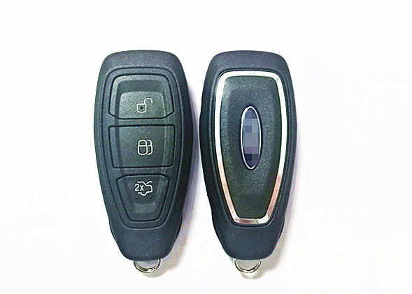 3 Button  F1ET 15K601 AD Ford Remote Key For 2012 / 2016 Focus / CMAX