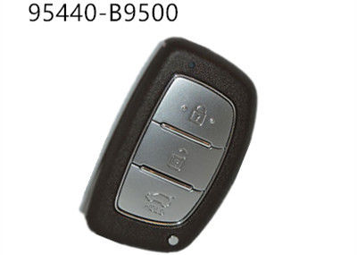 Remote 3 Button Hyundai Car Key 433MHz Part Number 95440-B9500 For Hyundai I10