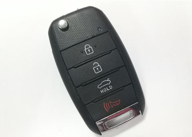 315 Mhz OSLOKA 870T KIA Car Key Black 2013 - 2016 KIA Forte Remote Key