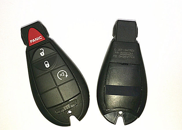 FCC ID M3N5WY783X 433 MHZ 3-7 Buttons Dodge Ram Remote Key Dodge fobik Remote Fob