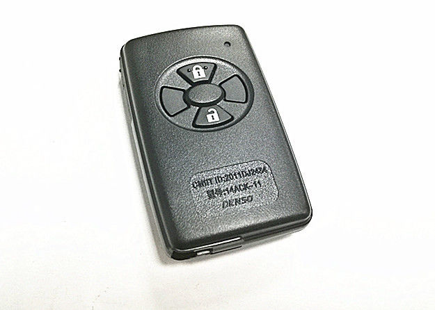 Toyota Yaris Smart Key , 2 Button Remote Key Fob Model 14ACK-11 4D Chip 433 MHZ