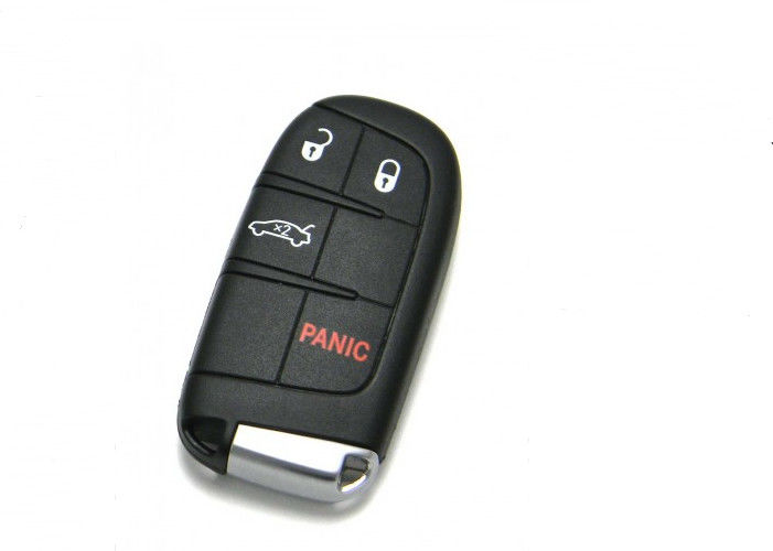 Chrysler 4 Button Dodge Ram Remote Key 433 Mhz Included Battery No Blade