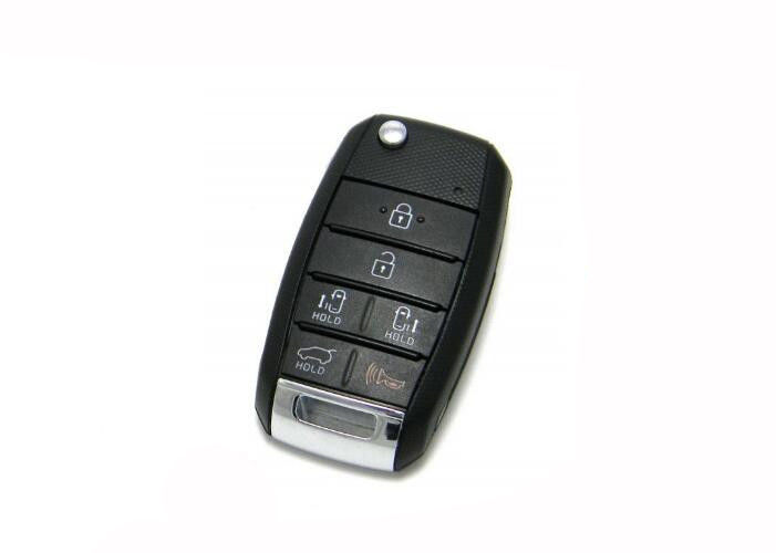 2015 - 2018 KIA Sedona Remote Flip Key Fob Keyless Entry FCC ID TQ8-RKE-4F21 6 Button