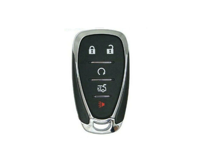 433 MHZ Chevrolet 5 Button Smart Keyless Remote Fob Plastic Material FCC ID HYQ4EA